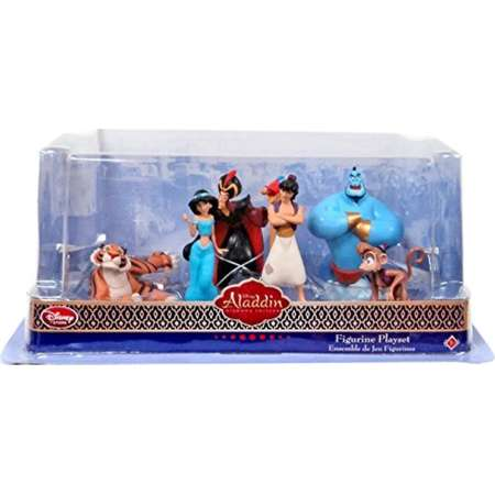 disney aladdin aladdin diamond edition pvc set thumb