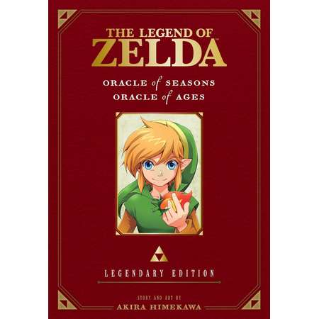 The Legend of Zelda: Oracle of Seasons / Oracle of Ages -Legendary Edition- thumb