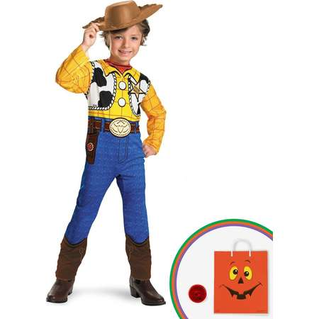 0e255d05df95a5 Toy Story 3 - Woody Classic Child Costume Kit with Free Gift thumb
