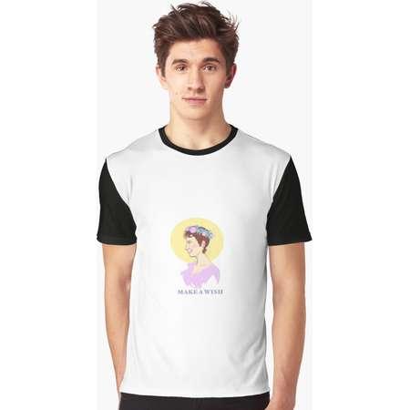 Sixteen Candles Molly Ringwald Graphic T-Shirts thumb