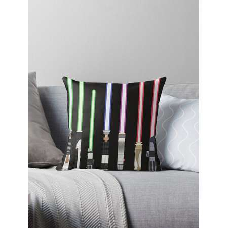 Star Wars Lightsaber Spatula ToonStyle Products Gorgeous Shopko Decorative Pillows
