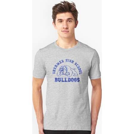 Shermer High School (Ferris Bueller, Sixteen Candles, Weird Science, Breakfast Club) T-Shirts & Hoodies thumb