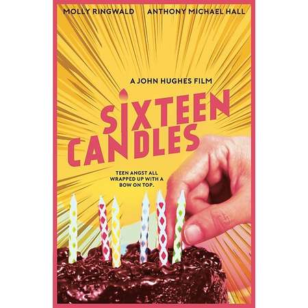 Sixteen Candles Movie Poster Posters thumb