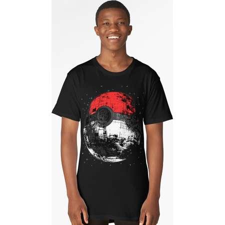 Pokemon Death Star Ultimate ! Long T-Shirts thumb