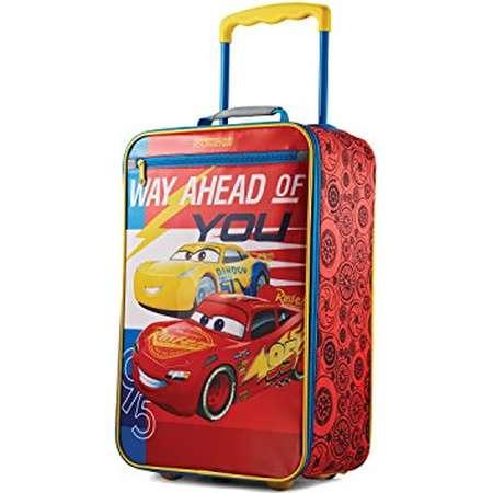 "American Tourister Kids' Softside 18"" Upright, Disney Cars thumb"