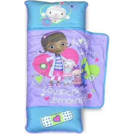 Toddlers Preschool Daycare Nap Mat (Doc McStuffins) thumb