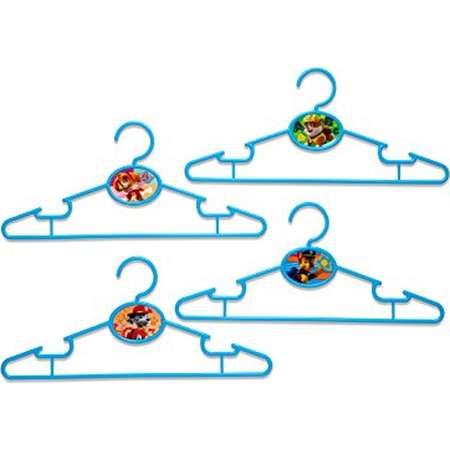 Delta Children 50 Piece Infant and Toddler Hangers, Nick Jr. PAW Patrol thumb