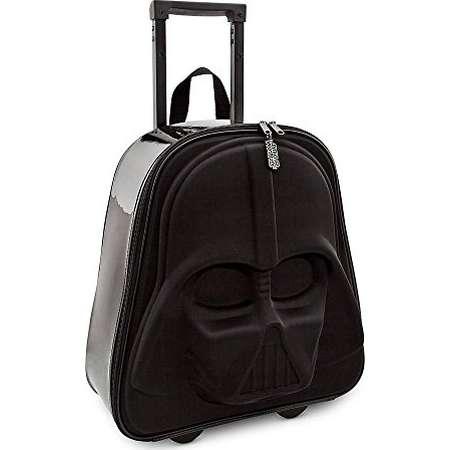 Disney Darth Vader Rolling Luggage - Star Wars thumb