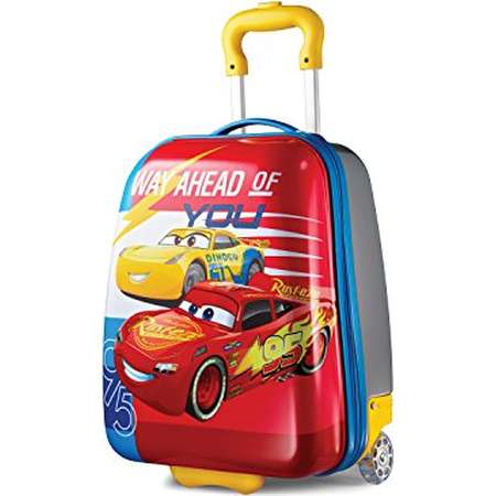 "American Tourister Kids' Hardside 18"" Upright, Disney Cars thumb"