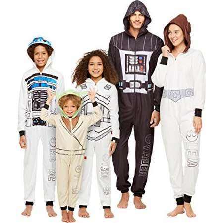 Star Wars Rey Pajamas Toonstyle Products