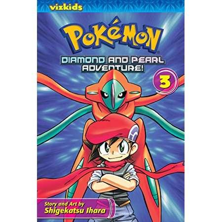 Pokémon: Diamond and Pearl Adventure!, Vol. 3 (Pokemon) thumb