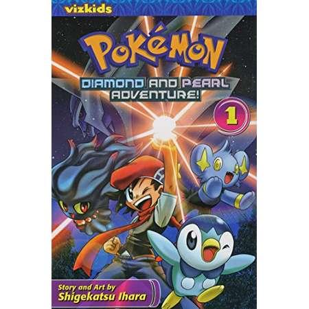 Pokémon: Diamond and Pearl Adventure!, Vol. 1 (Pokemon) thumb