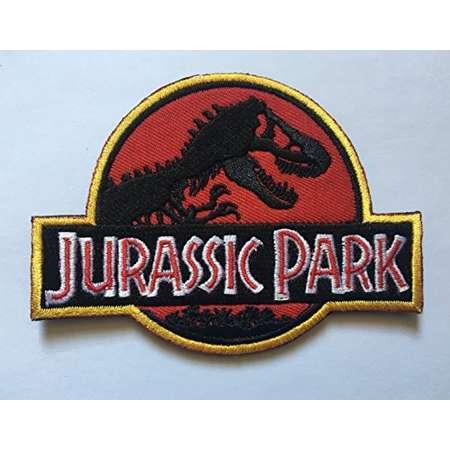 Jurassic Park Movie Park Security Officer Logo Jacket Vest Shirt Hat