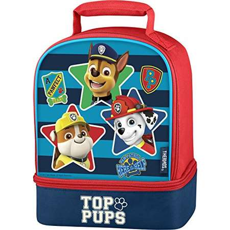 Thermos Dual Compartment Lunch Kit, Paw Patrol thumb