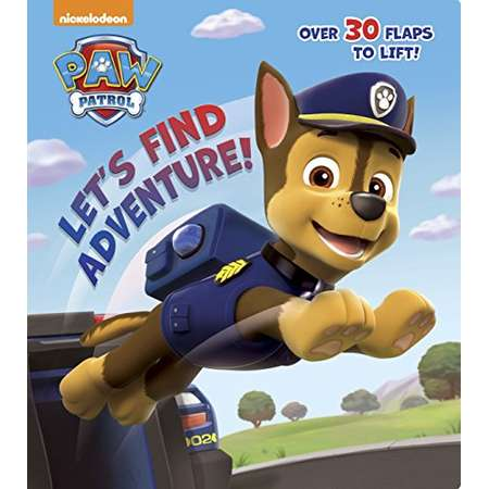 Let's Find Adventure! (Paw Patrol) thumb