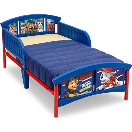 Delta Children Plastic Toddler Bed, Nick Jr. PAW Patrol thumb