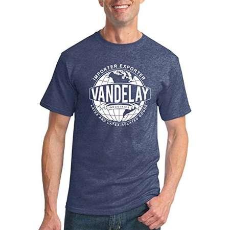 Wild Bobby Vandelay Industries Shirt Latex Related Goods Seinfeld T Mens Womens George Costanza