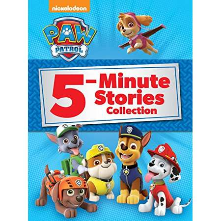PAW Patrol 5-Minute Stories Collection (PAW Patrol) thumb