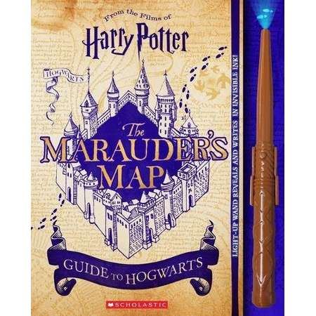 Marauder's Map Guide to Hogwarts (Harry Potter) thumb