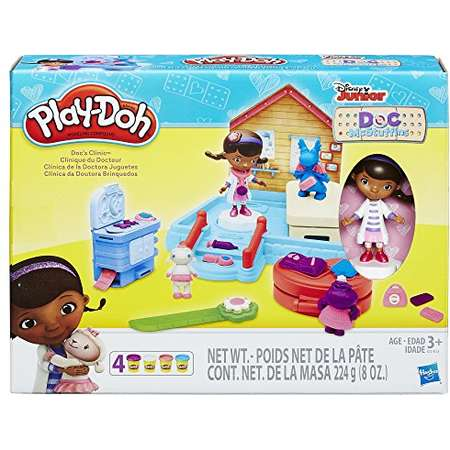 Play-Doh Doc's Clinic Featuring Disney Doc McStuffins thumb