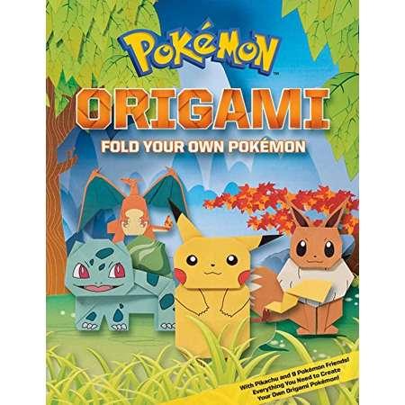 Pokemon Origami: Fold Your Own Pokemon! thumb