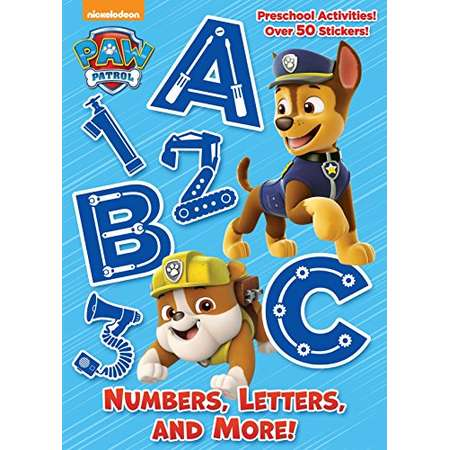 Numbers, Letters, and More! (PAW Patrol) thumb