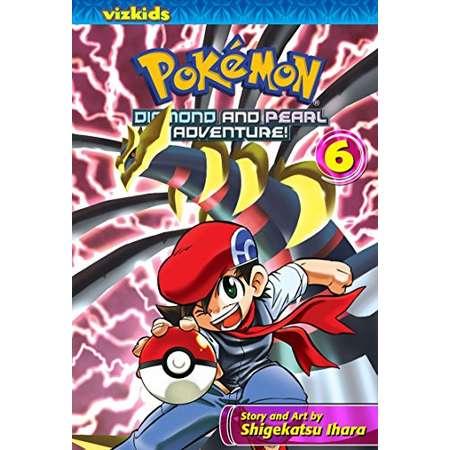 Pokémon: Diamond and Pearl Adventure!, Vol. 6 (Pokemon) thumb