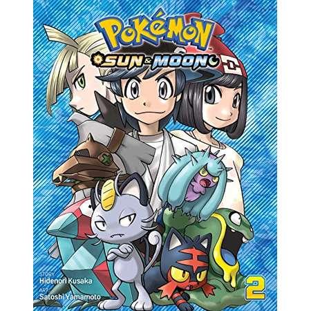 Pokémon: Sun & Moon, Vol. 2 (Pokemon) thumb