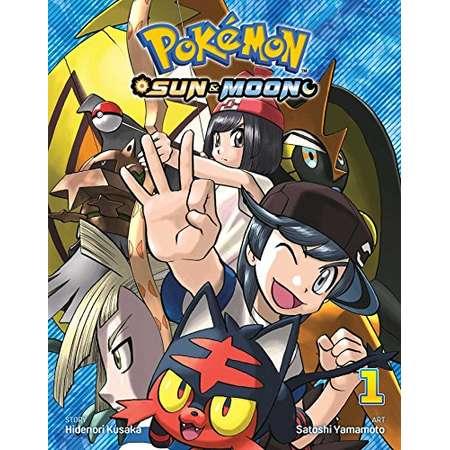 Pokémon: Sun & Moon, Vol. 1 (Pokemon) thumb