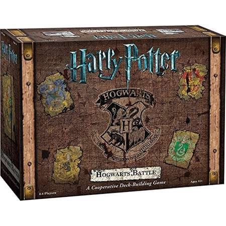 Harry Potter Hogwarts Battle A Cooperative Deck Building Game thumb