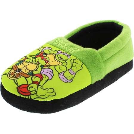 Josmo Kids TMNT Teenage Mutant Ninja Turtles Boys Aline Slippers (Toddler/Little  Kid)