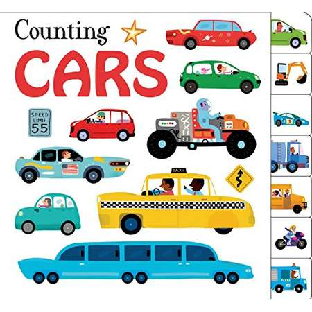 Counting Collection: Counting Cars thumb