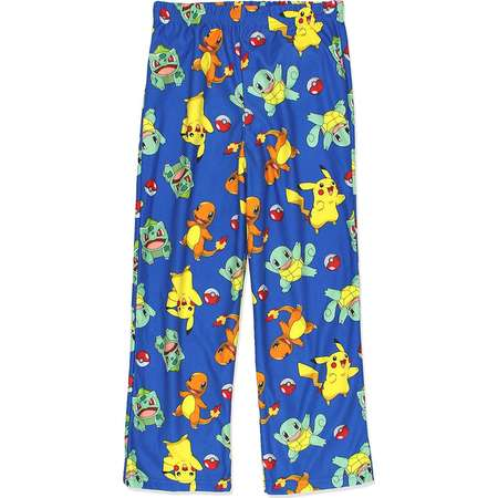 Nintendo Pokemon Boys Lounge Pajama Pants (Little Kid/Big Kid) thumb
