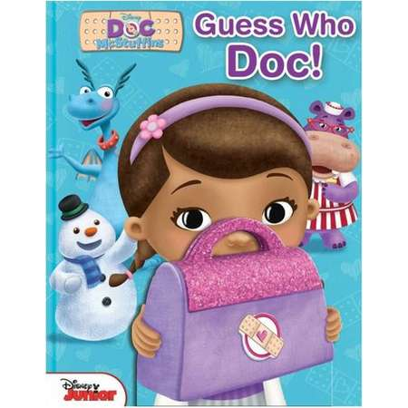Disney Doc McStuffins Guess Who, Doc! thumb