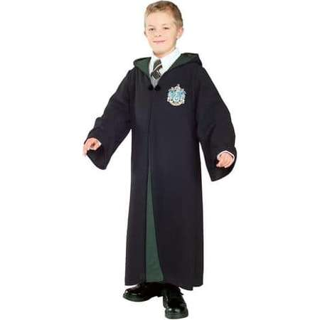 Harry Potter Deluxe Slytherin Robe Child Costume thumb
