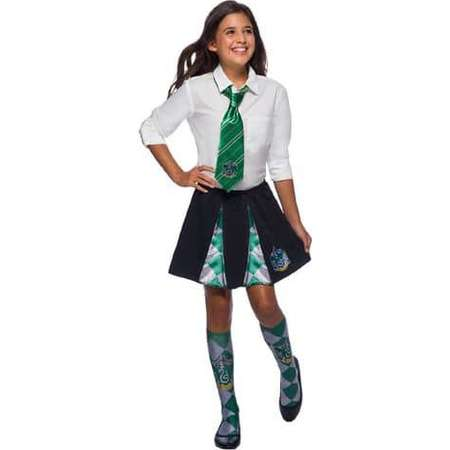 The Wizarding World Of Harry Potter Girls Slytherin Skirt thumb