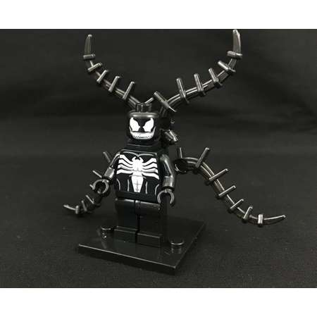 Venom Minifigure Spider-Man Marvel Comics Avengers USA Fast! thumb