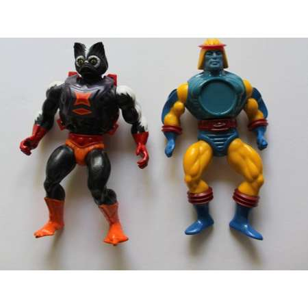 Vintage Masters of the Universe Action Figure 2 Pack thumb