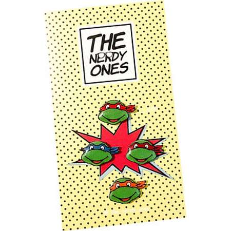 TMNT Stud Earring Set | Teenage Mutant Ninja Turtles thumb