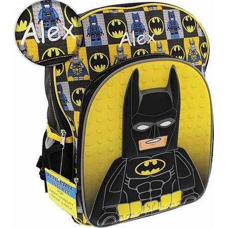d29fe4ac16 Personalized Lego Batman Backpack - 16 Inch thumb