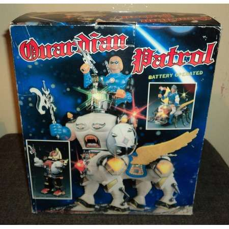 MIB Guardian Patrol Sectaurs Hyve Galaxy Warrior Fighter Hero  80s MOTU Masters of the Universe Style Toys Blackstar Ice Castle Mint in Box thumb