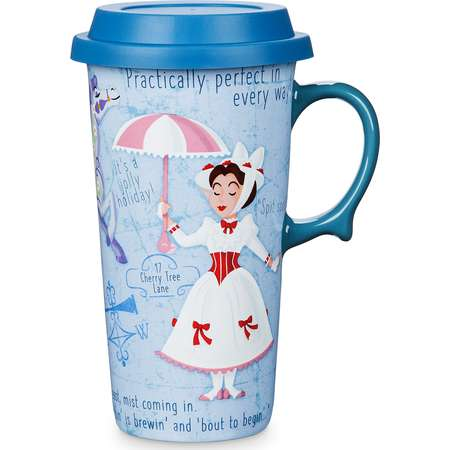 Mary Poppins Travel Mug thumb