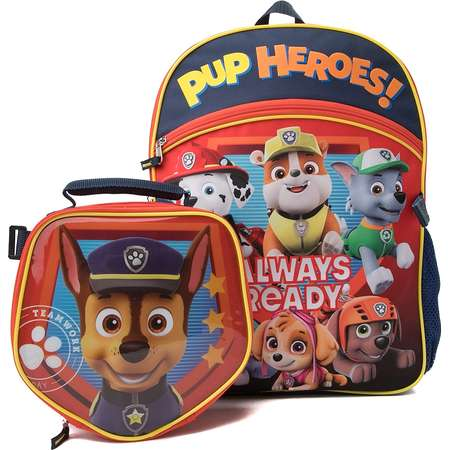 Paw Patrol Heroes Backpack thumb