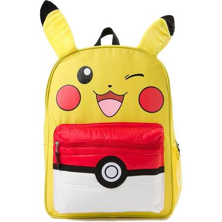 Pokemon Pikachu Pokeball Backpack thumb