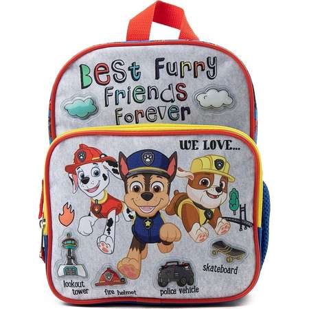 Paw Patrol Furry Friends Mini Backpack thumb
