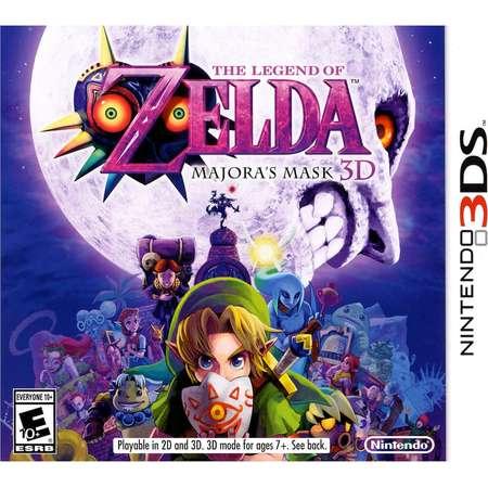 The Legend of Zelda: Majora's Mask for Nintendo 3DS thumb