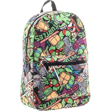 Nickelodeon Teenage Mutant Ninja Turtles Patterned Backpack thumb