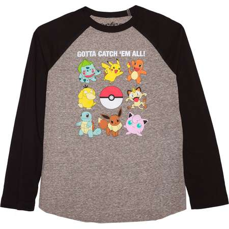 Boys 8-20 Pokemon Gang Tee thumb