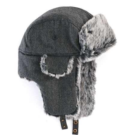 Men's Urban Pipeline® Herringbone Trapper Hat thumb