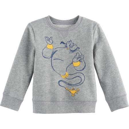 Disney's Aladdin Toddler Boy Genie Softest Fleece Sweatshirt by Jumping Beans® thumb